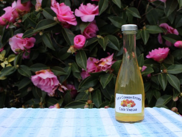 Sue's Cornish Kitchen Cider Vinegar